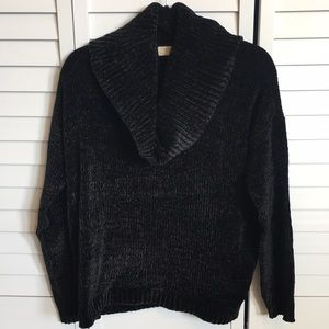 Michael Michael Kors Black Sweater- Size L